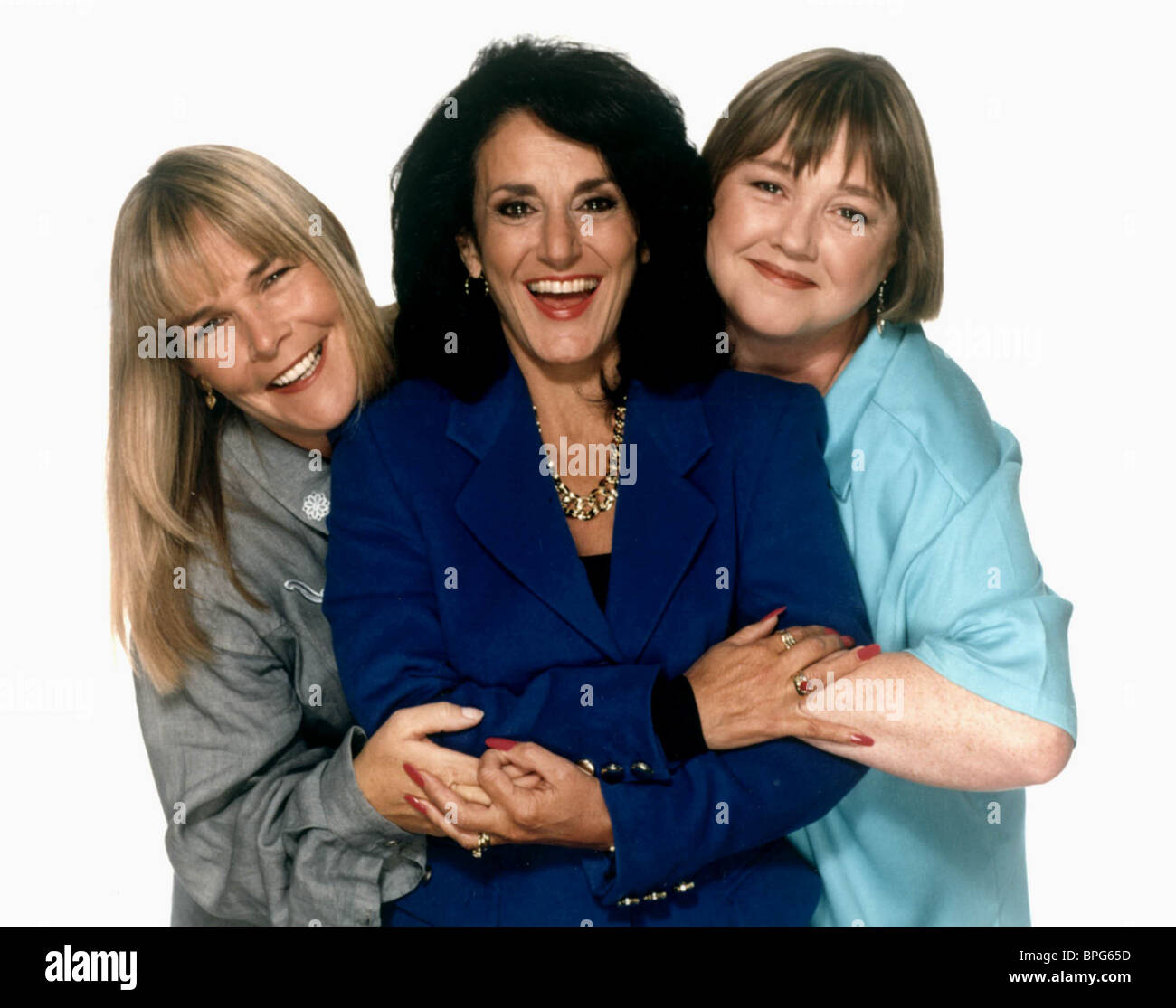 LINDA ROBSON, LESLEY JOSEPH, PAULINE QUIRKE, Birds Of A Feather, 1997 Photo Stock