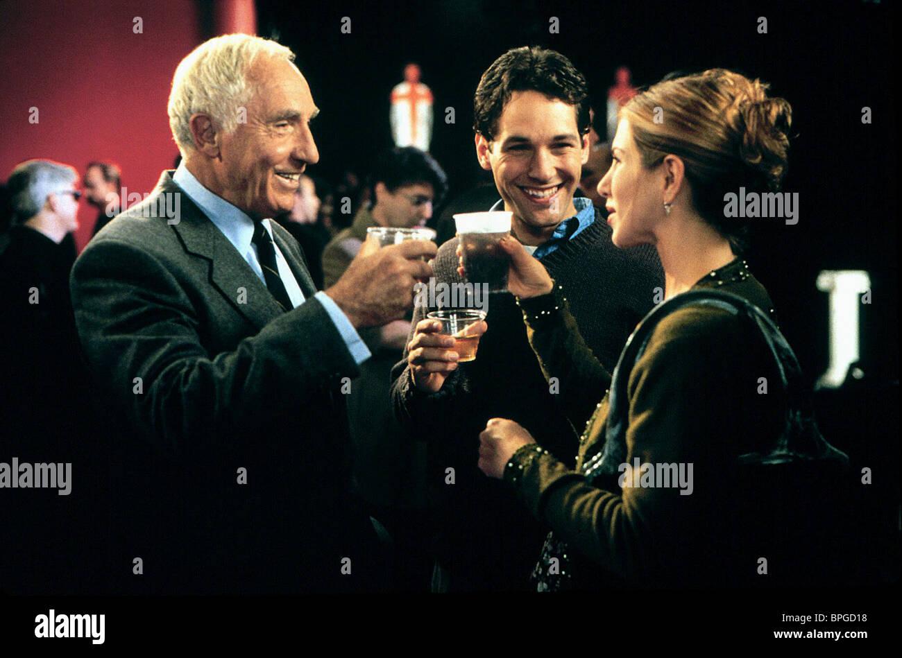 NIGEL HAWTHORNE PAUL RUDD, Jennifer Aniston L'OBJET DE MON AFFECTION (1998) Photo Stock