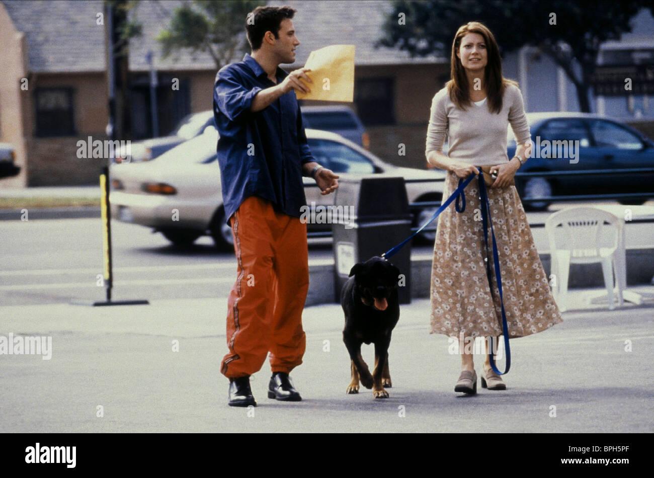 BEN AFFLECK et Gwyneth Paltrow BOUNCE (2000) Photo Stock