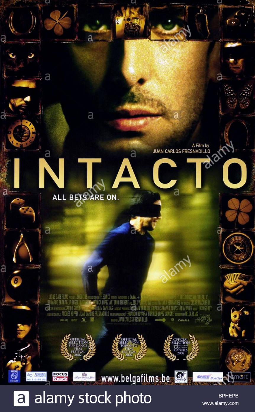 TOM CRUISE INTACTO: INTACT (2001) Photo Stock