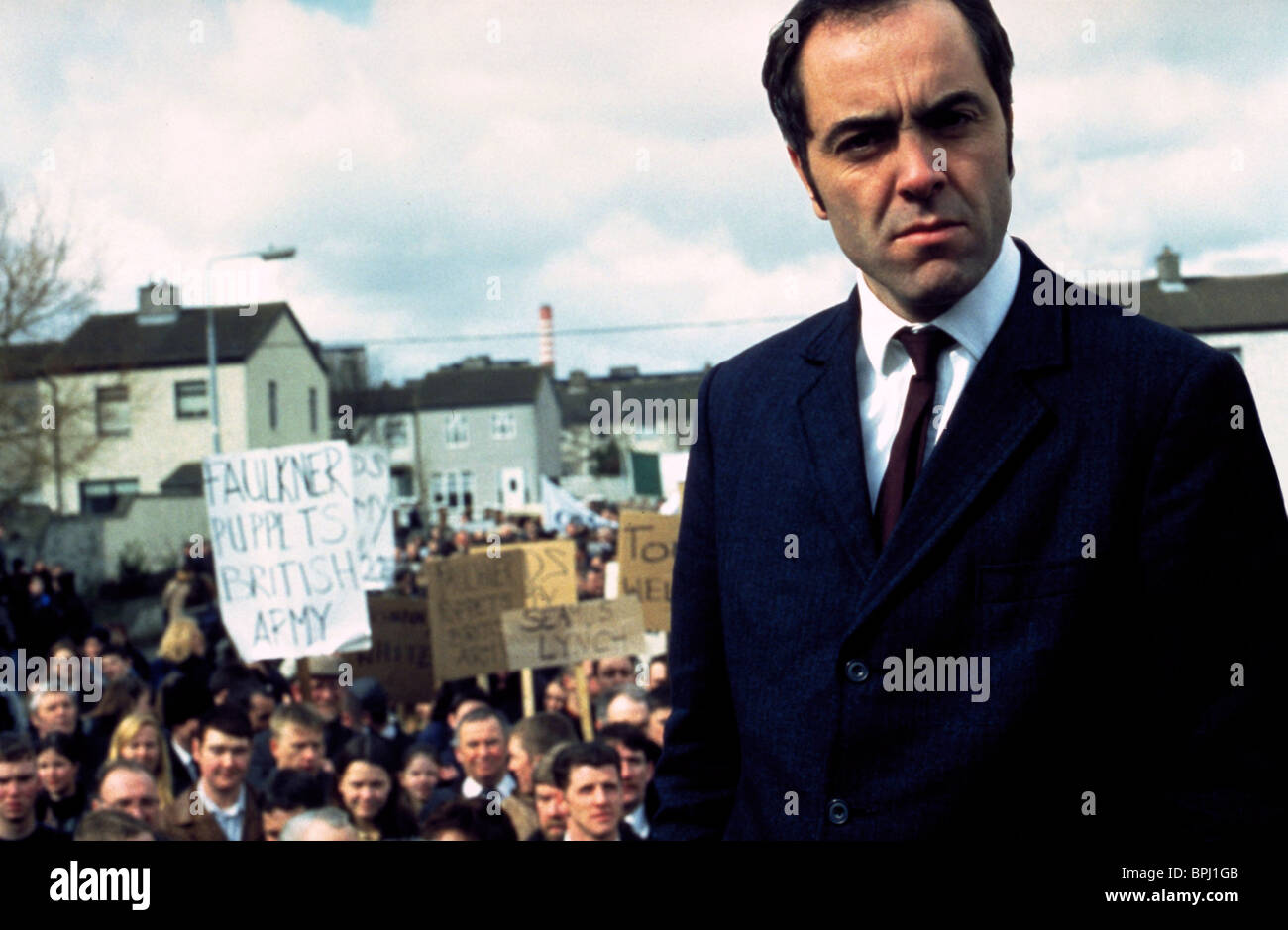 JAMES NESBITT Bloody Sunday (2002) Photo Stock
