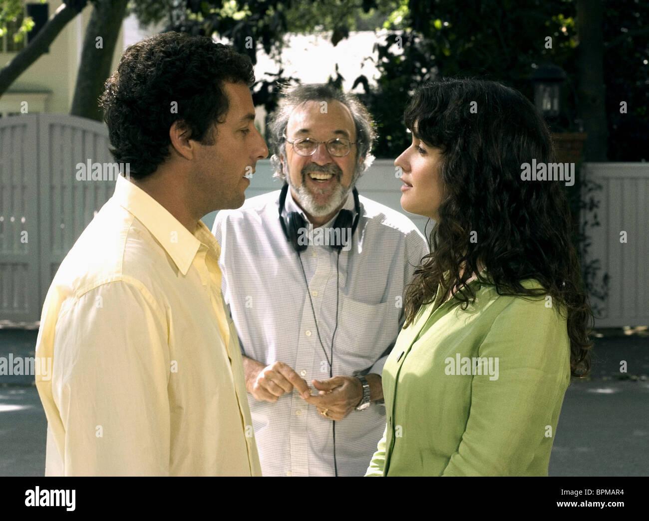 ADAM SANDLER JAMES L.BROOKS & PAZ VEGA SPANGLISH (2004) Photo Stock
