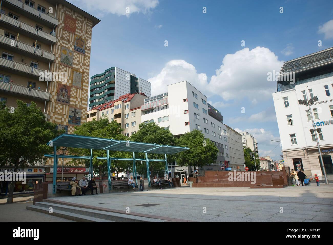 Wien meidling photos wien meidling images alamy for Design schule wien