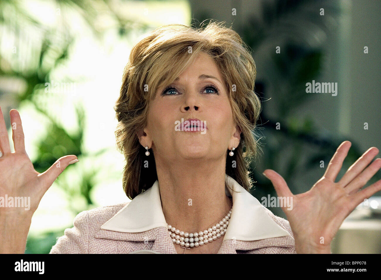 JANE FONDA MONSTER-IN-LAW ; MONSTER EN DROIT (2005) Photo Stock