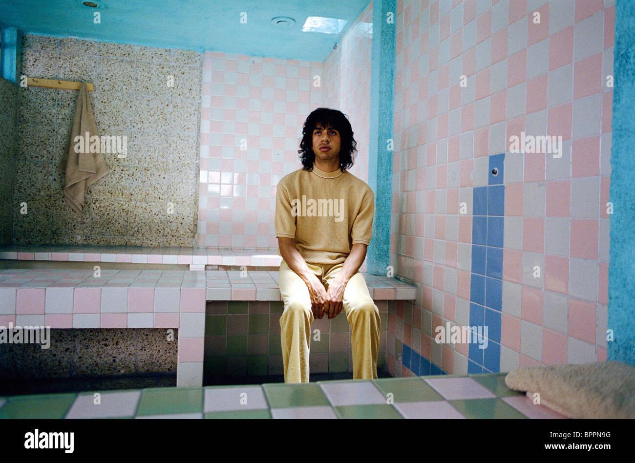 HECTOR JIMENEZ NACHO LIBRE (2006) Photo Stock