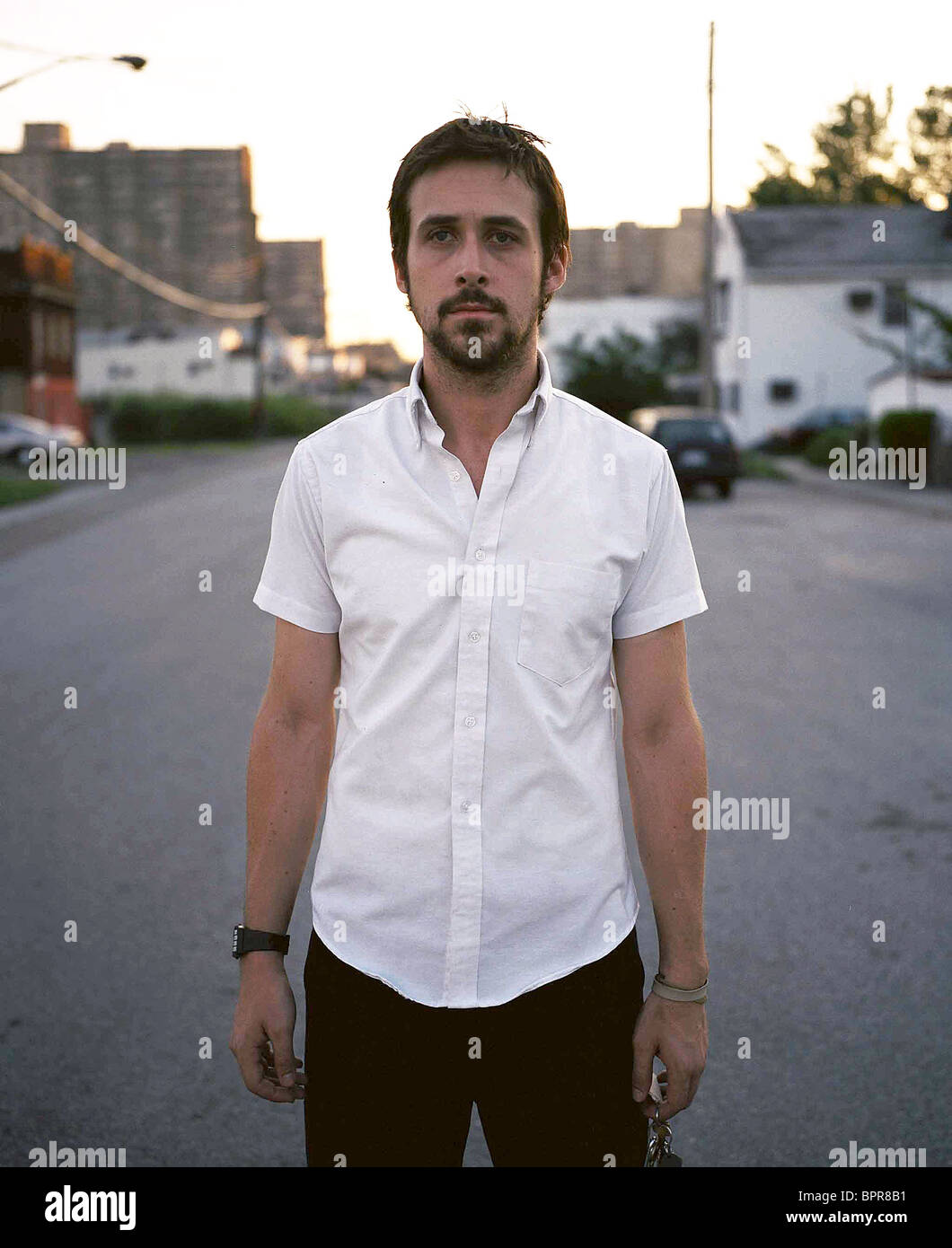 RYAN GOSLING HALF NELSON (2006) Photo Stock
