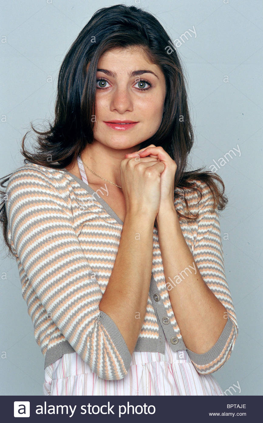 MARIA AURA L'ÉCOLE DU CHARME; CHEZ NINAS MAL (2007) Photo Stock