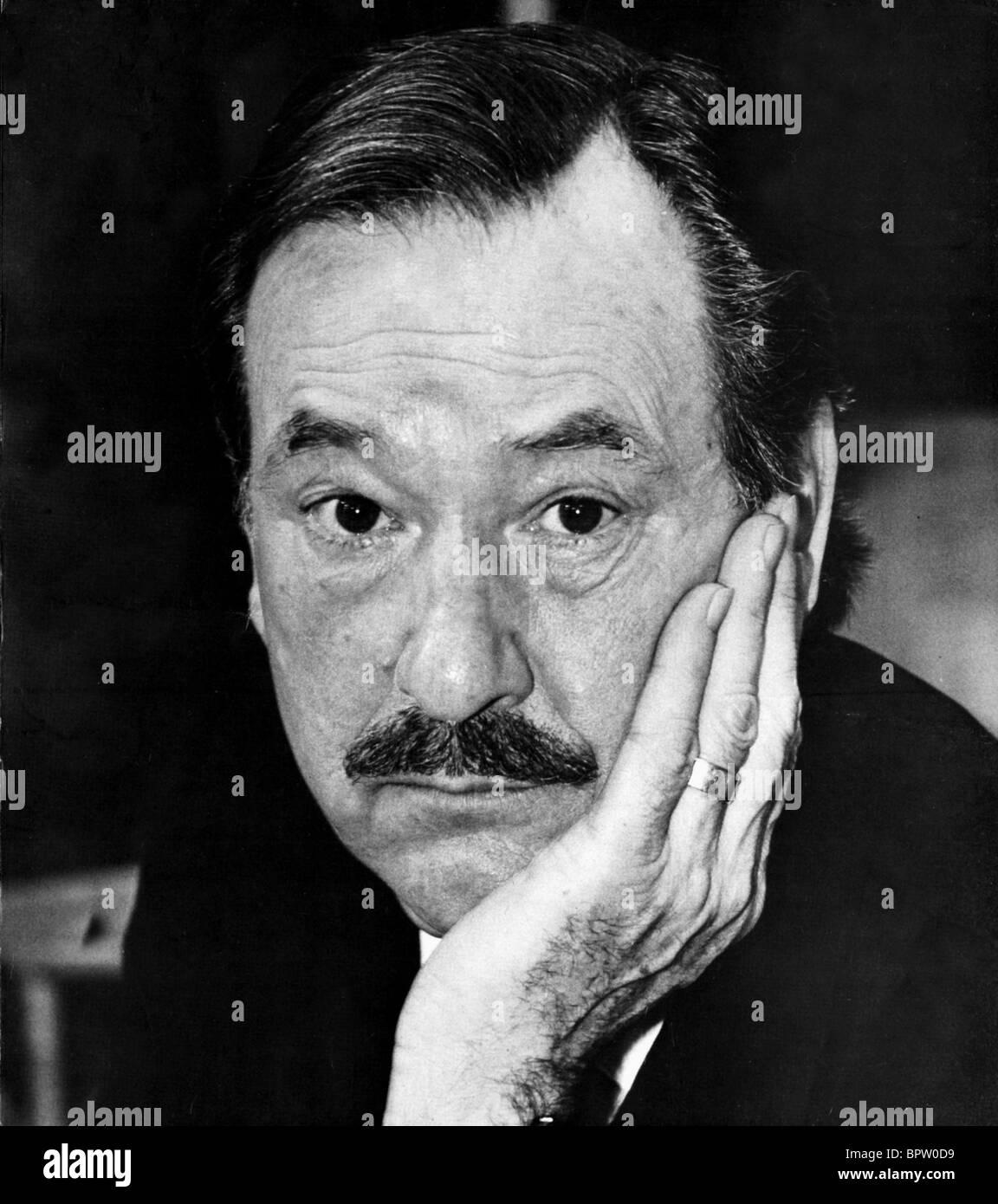 Acteur JACK DOUGLAS (1980) Photo Stock