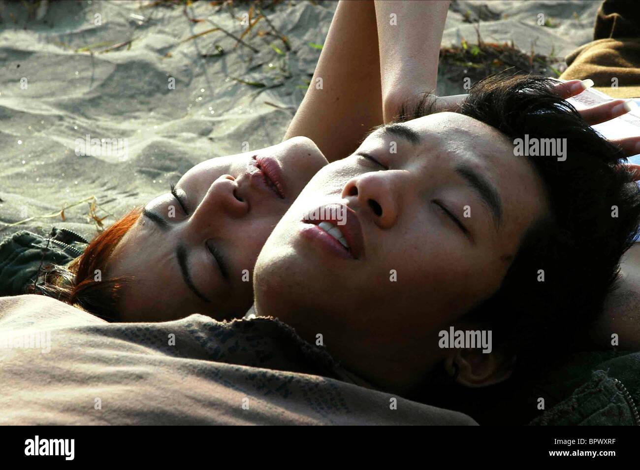 Scène du film QUAND JE SUIS 20 (2008) Photo Stock