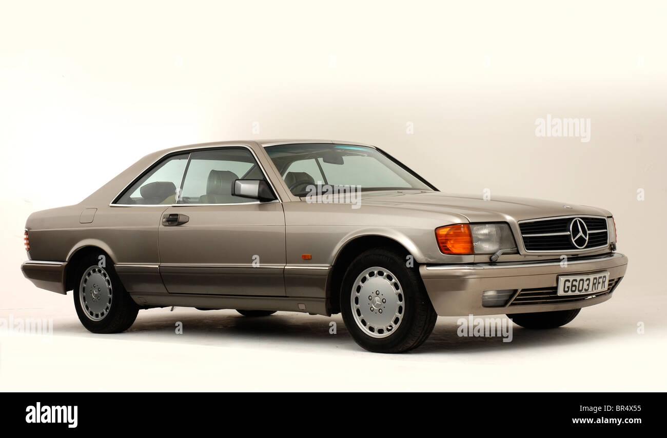 1990 Mercedes-Benz 560 SEC Photo Stock