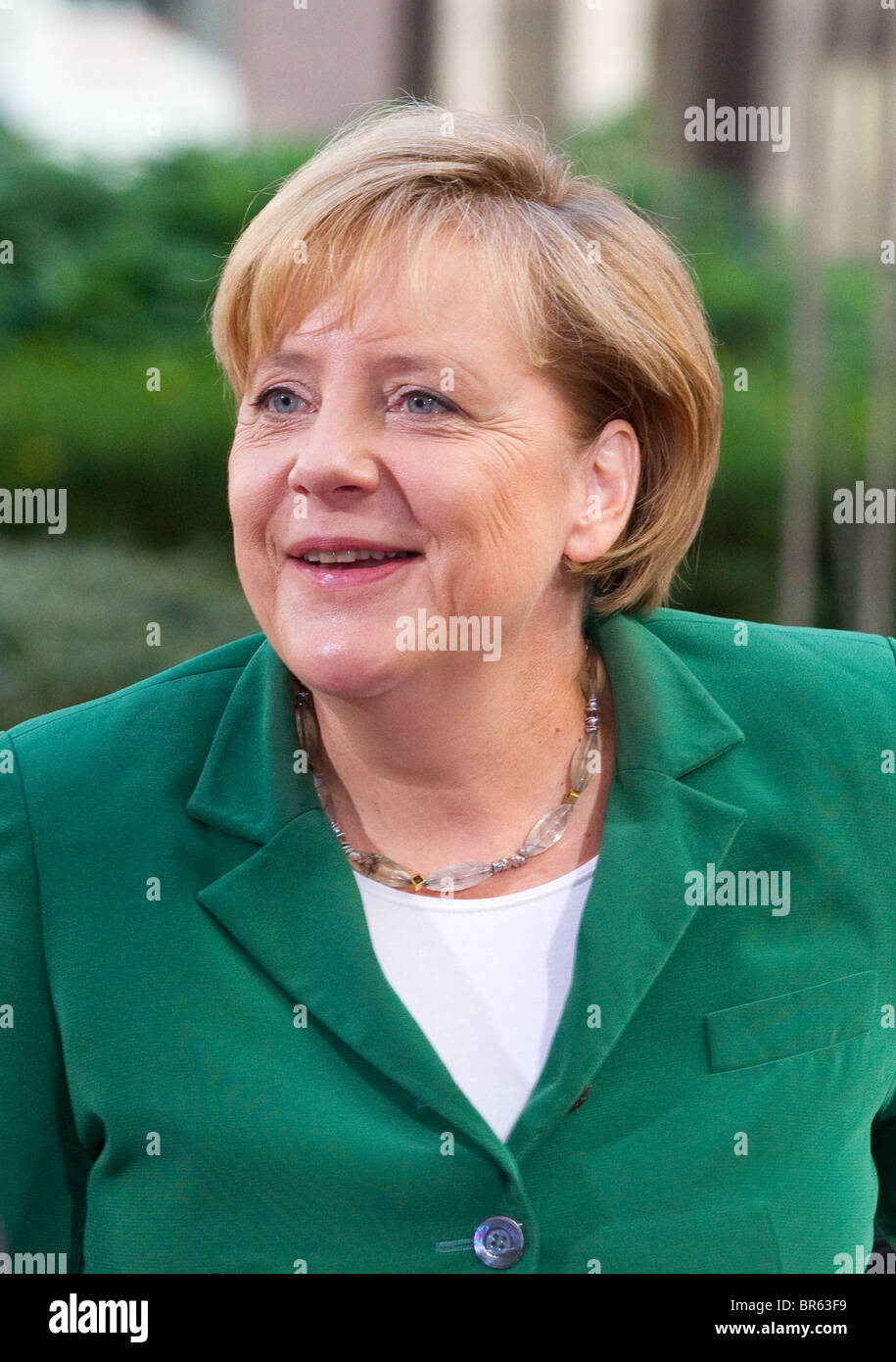 Angela merkel Photo Stock