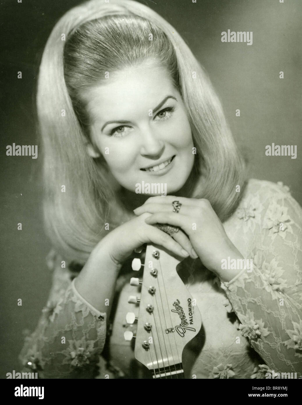 LYNN ANDERSON NOUS JOINDRE Pays et musicien occidental Photo Stock