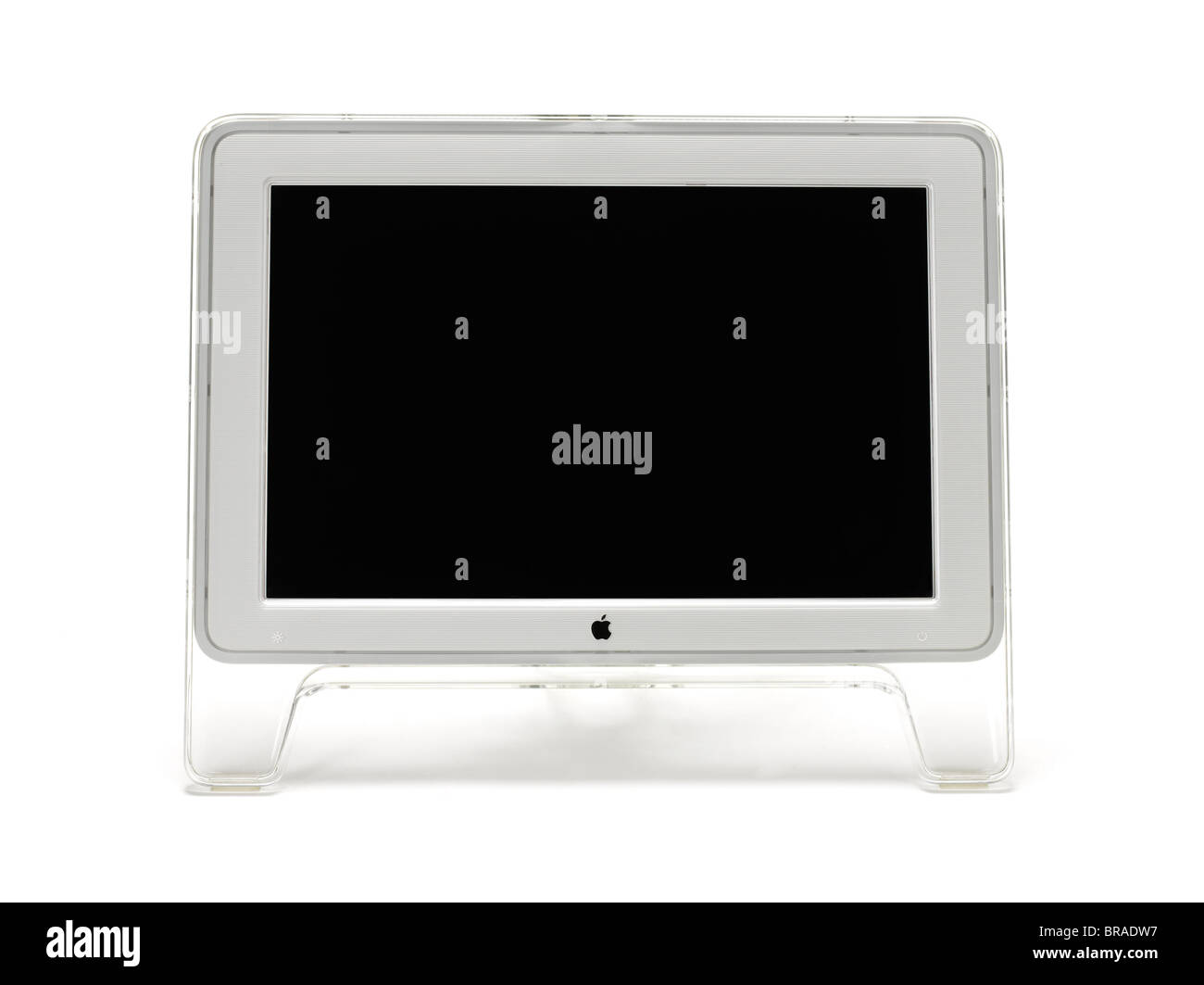 Moniteur de bureau Photo Stock