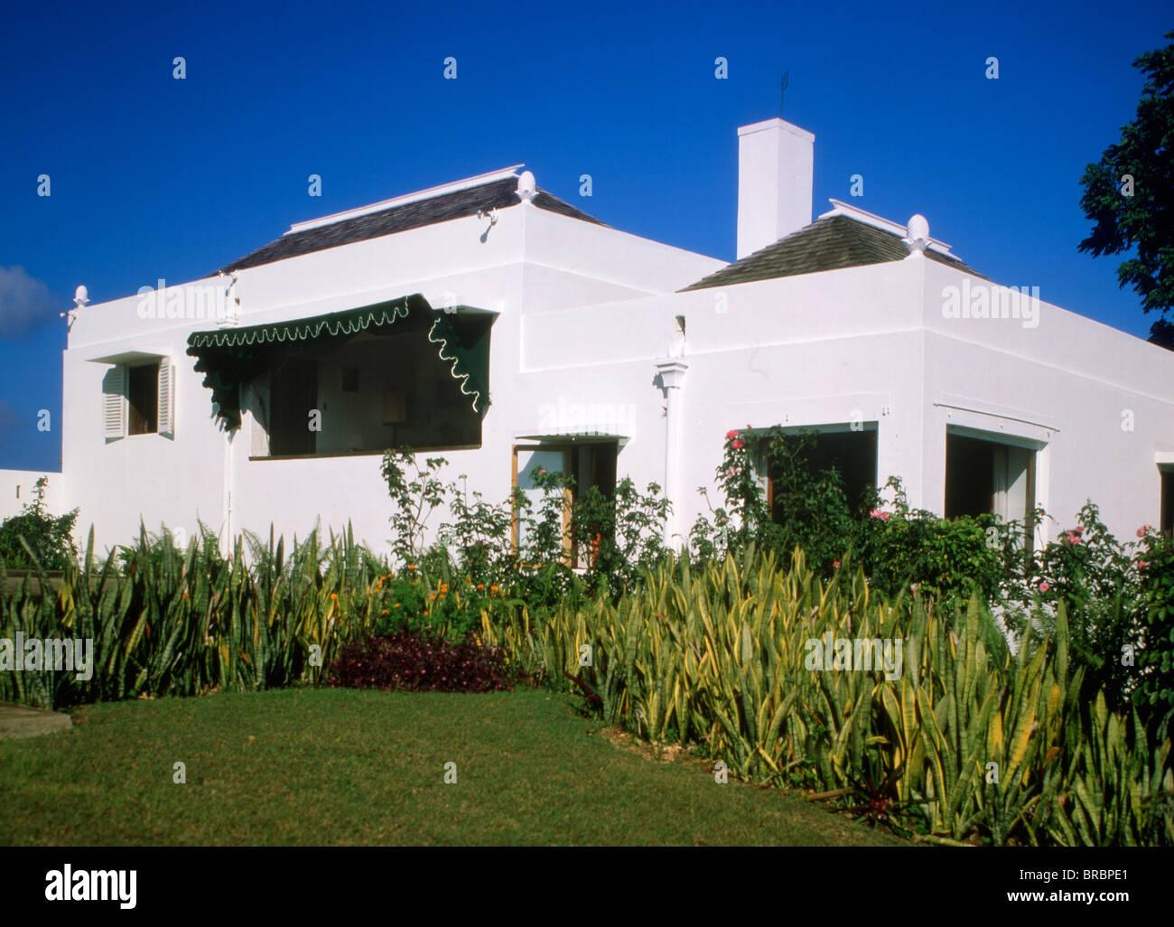 La Luciole, Noel Coward's home, côte nord, Jamaïque, Antilles, Caraïbes, Amérique Centrale Photo Stock