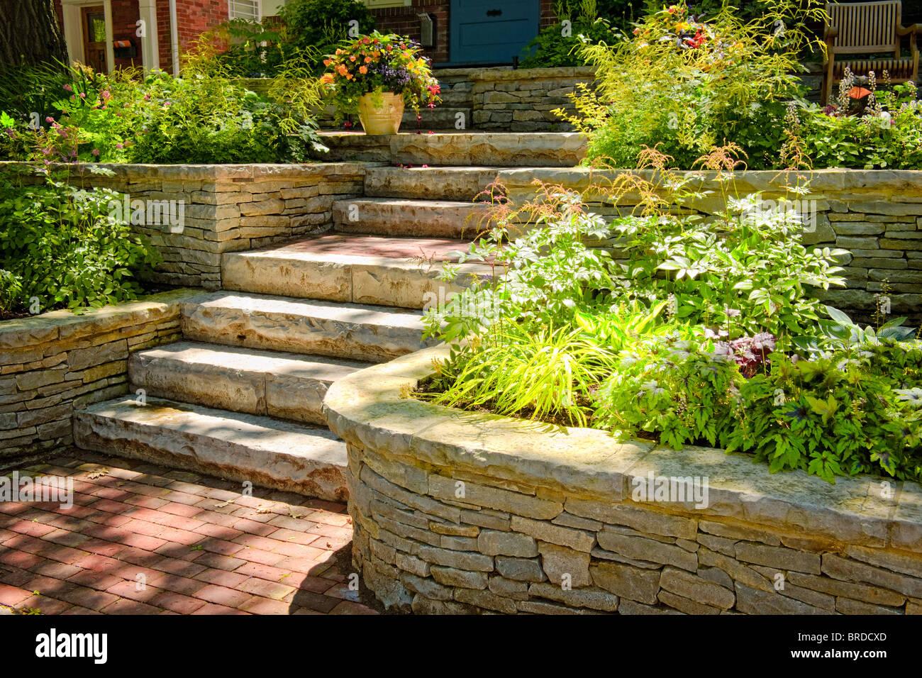La pierre naturelle dans l\'aménagement paysager accueil ...