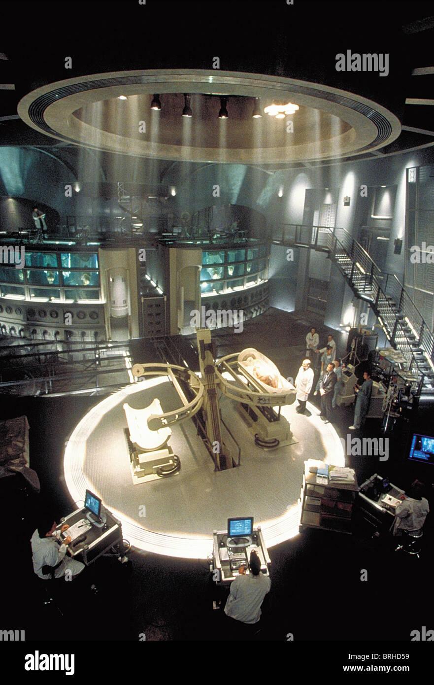 Scène de film le 6ème jour (2000) Photo Stock
