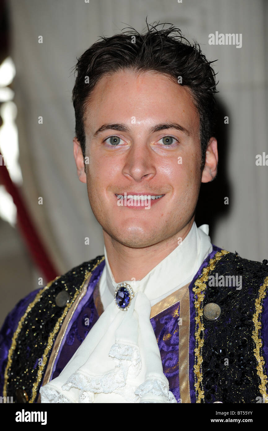 Acteur Gary Lucy Photo Stock