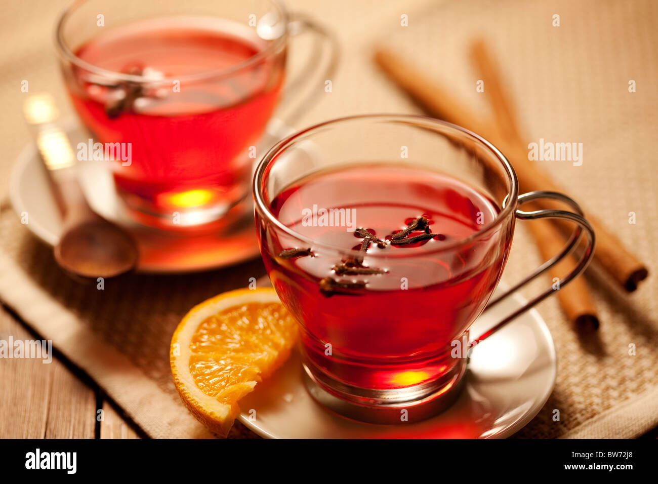 Hot toddy Photo Stock