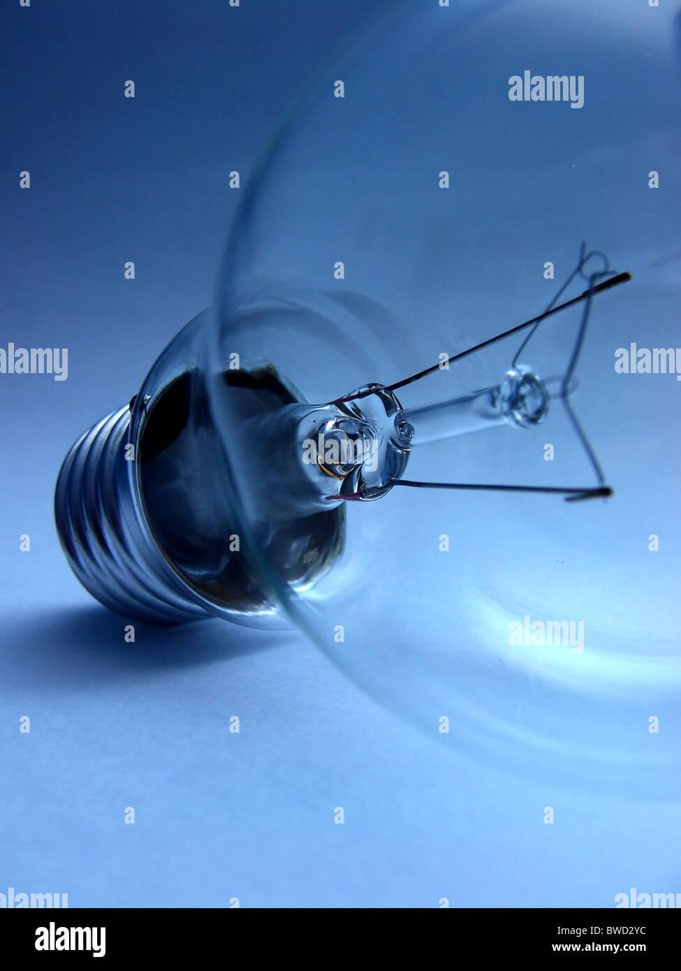 Ampoule Banque D'Images