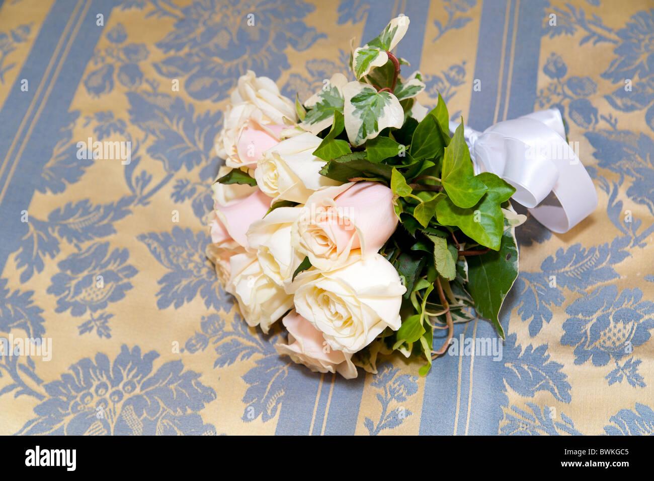 Bouquet de mariée Photo Stock