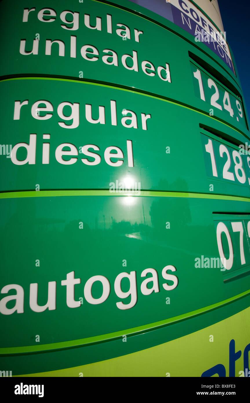 d8603f3f00908a Les prix élevés du carburant diesel essence au Royaume-Uni les coûts coût d