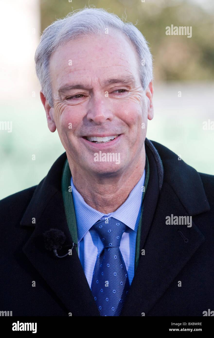 Scott Davis, président et chef de la direction, UPS Photo Stock