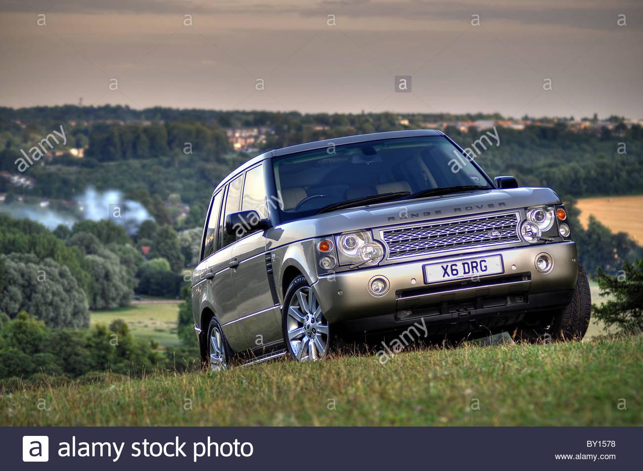 Range Rover Vogue Photo Stock
