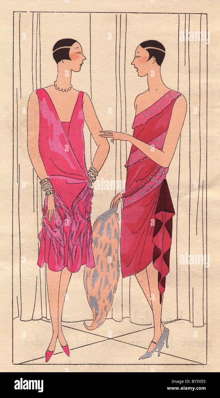 Robe soiree 1920