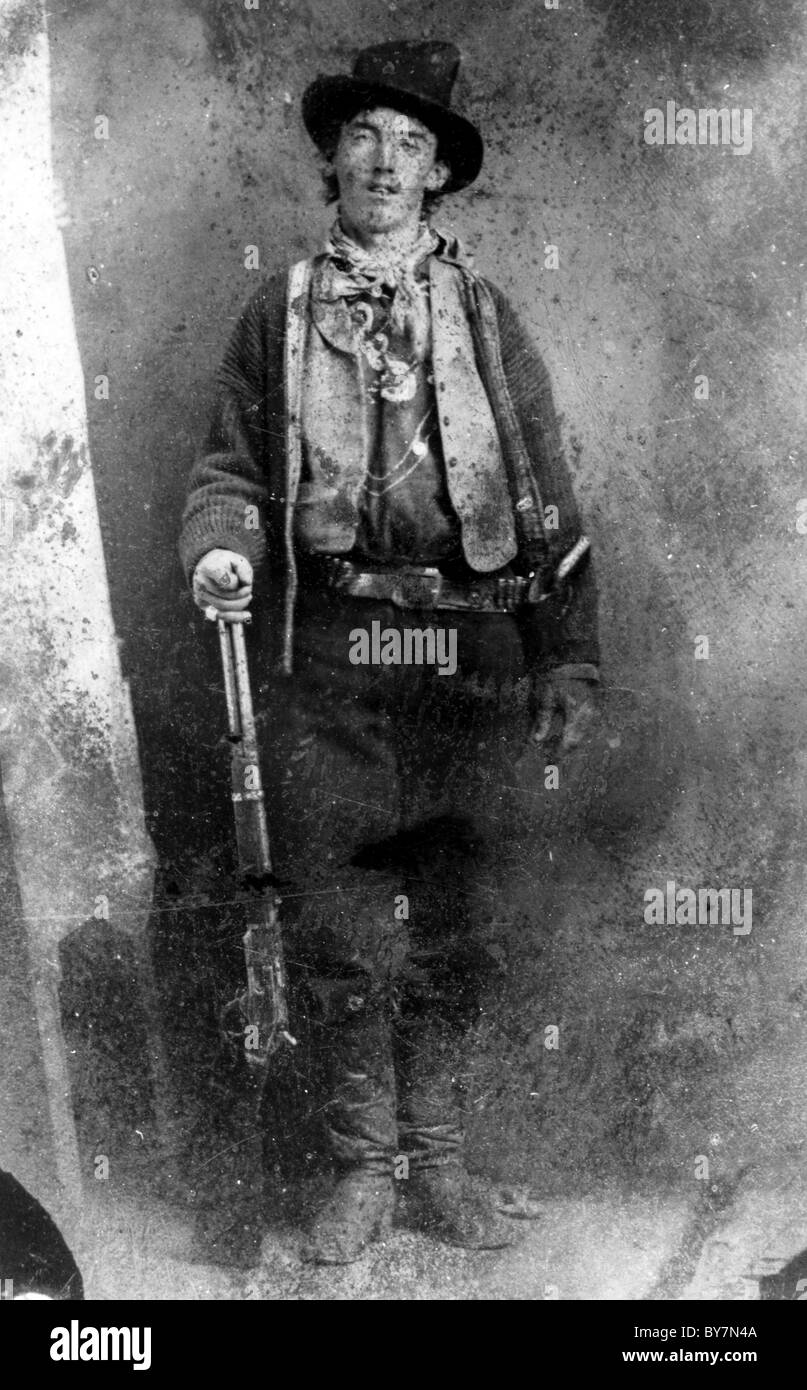 Billy the Kid Photo Stock
