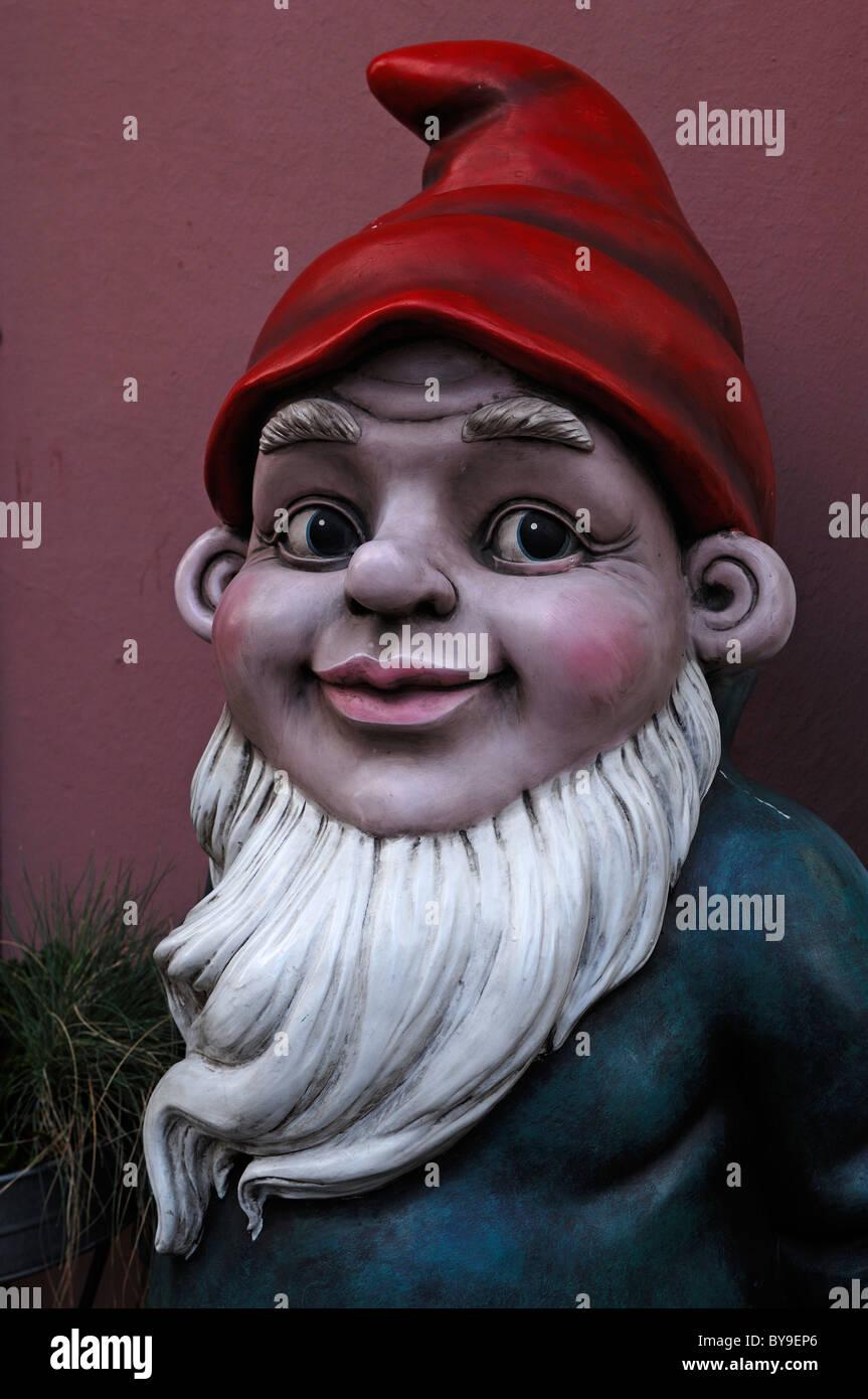 Gnome Garden Ornament Face Photos & Gnome Garden Ornament Face ...