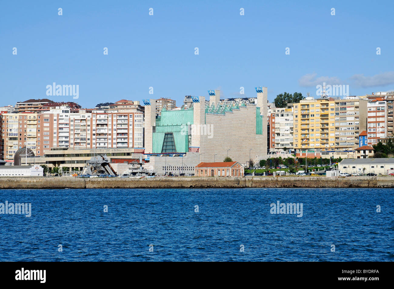 Palais des Festivals, de l'emplacement de l'événement, Santander, Cantabria, Spain, Europe Photo Stock