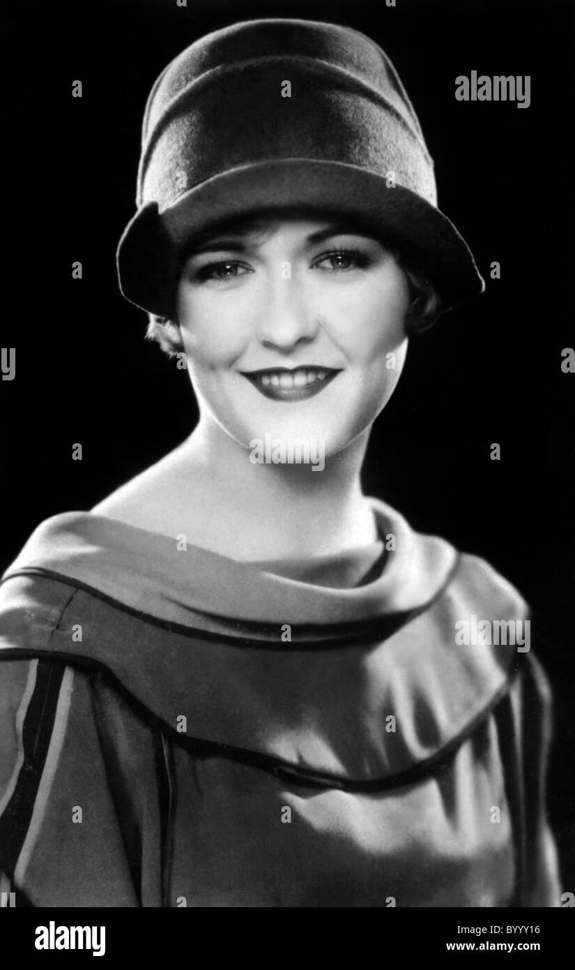 LAURA LA PLANTE ACTRICE (1920) Photo Stock