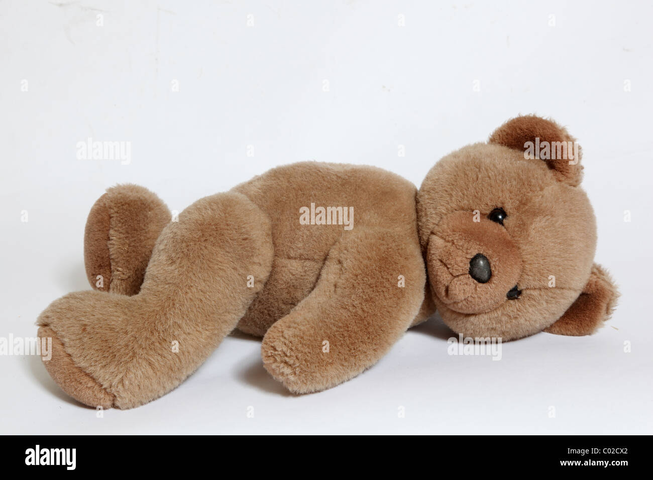 Une triste ours Photo Stock
