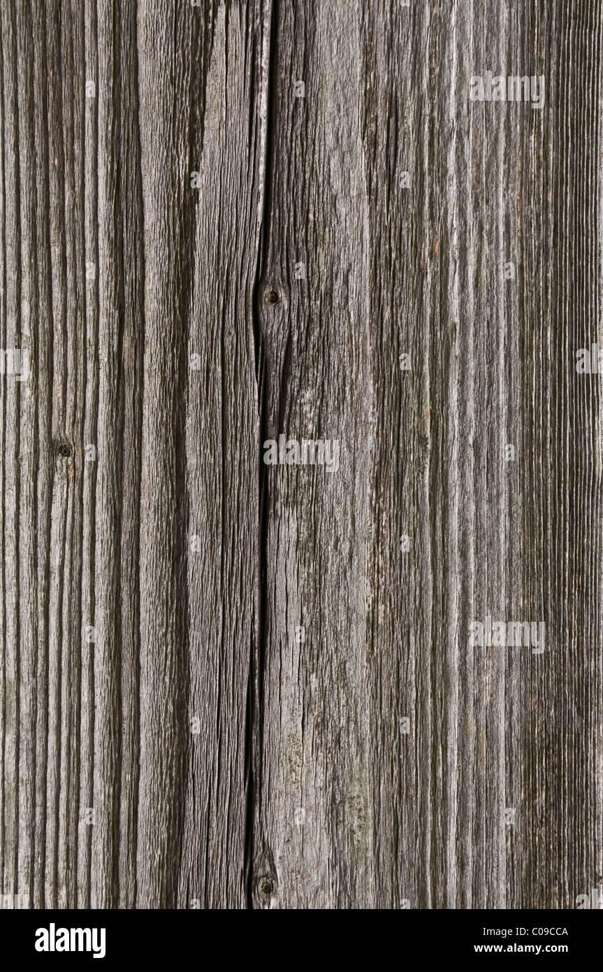 Weathered Wood, l'arrière-plan Photo Stock