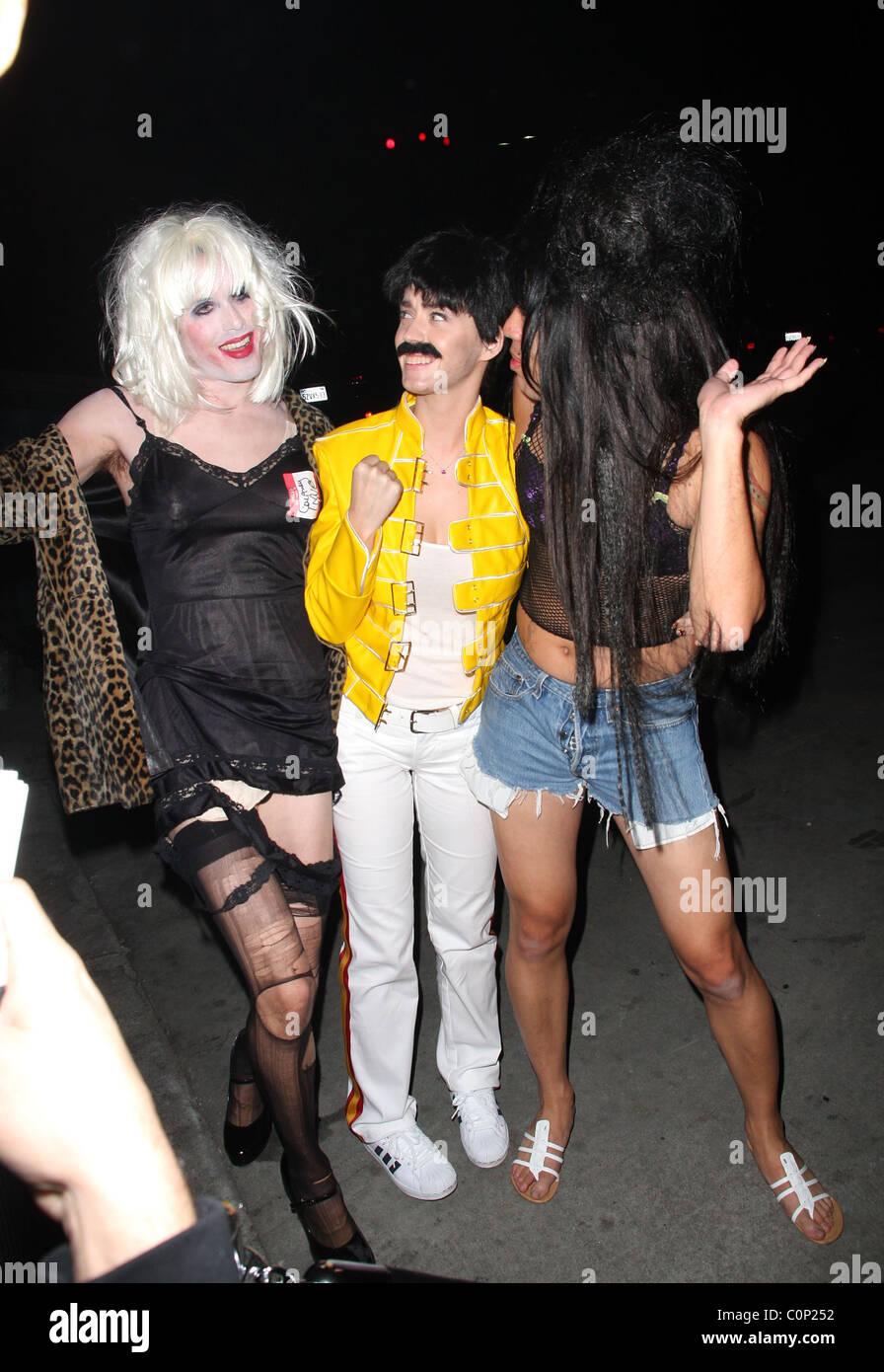 Katy Perry Et Ses Amis Katy Perry Habillee En Arrivies Freddie