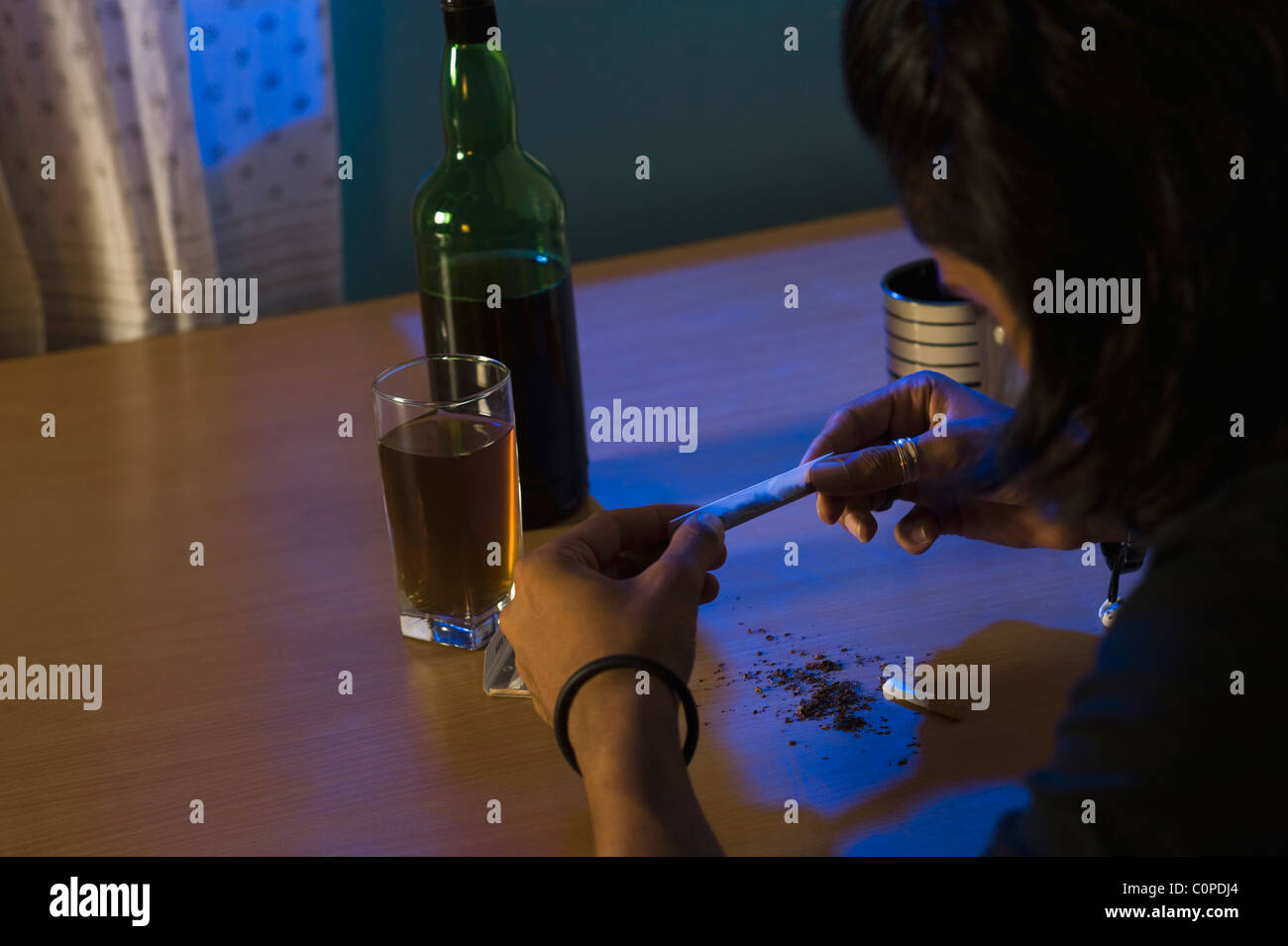 la cocaïne pipe