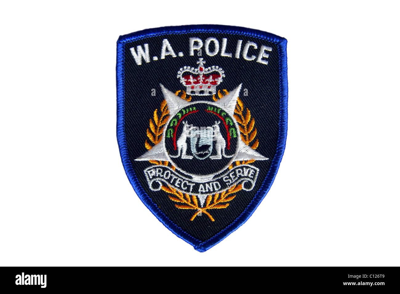 BRIGHTON COLORADO CO POLICE PATCH