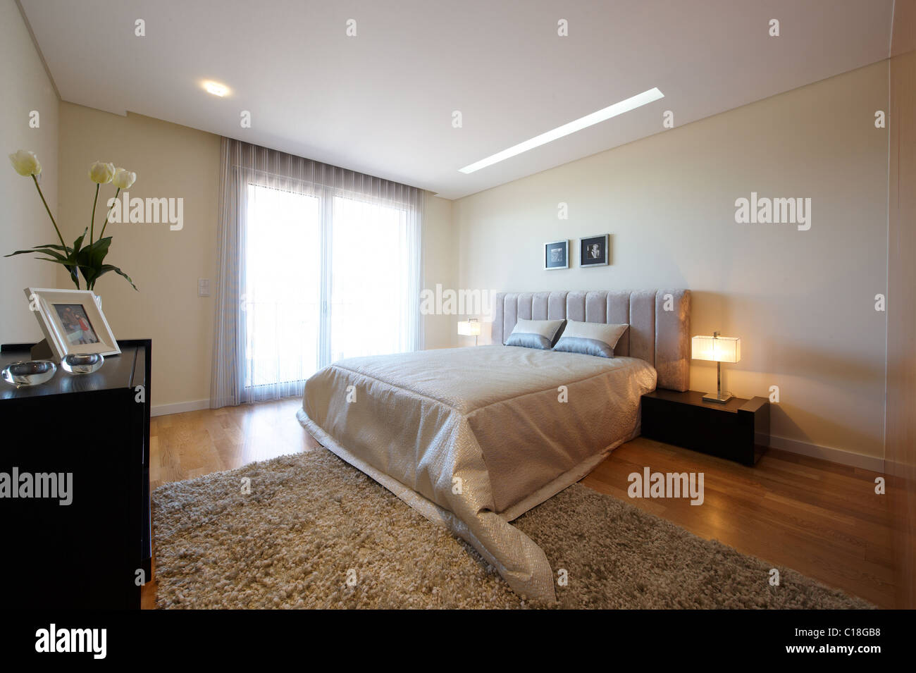 Chambres Photo Stock