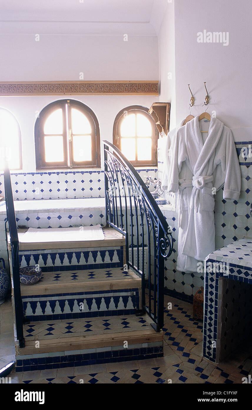 Salle De Bain Fes Maroc ~ maroc f s la maison bleue blue house chambres d h tes dans un