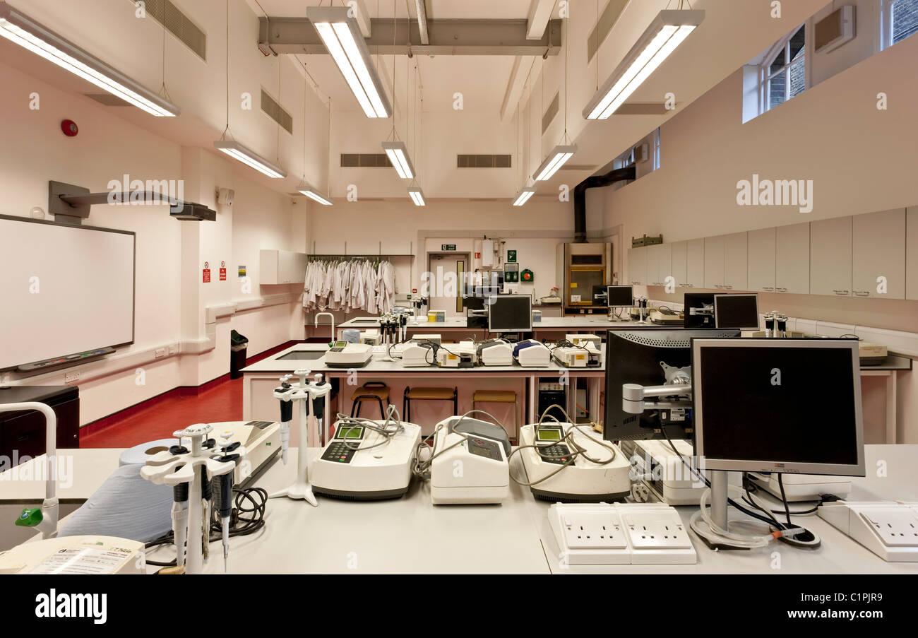 University of East London Stratford. Photo Stock