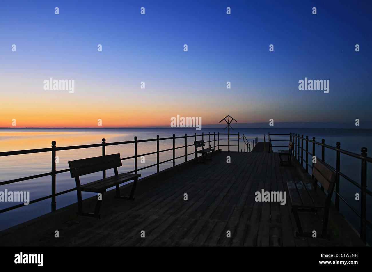 Lake Photo Stock