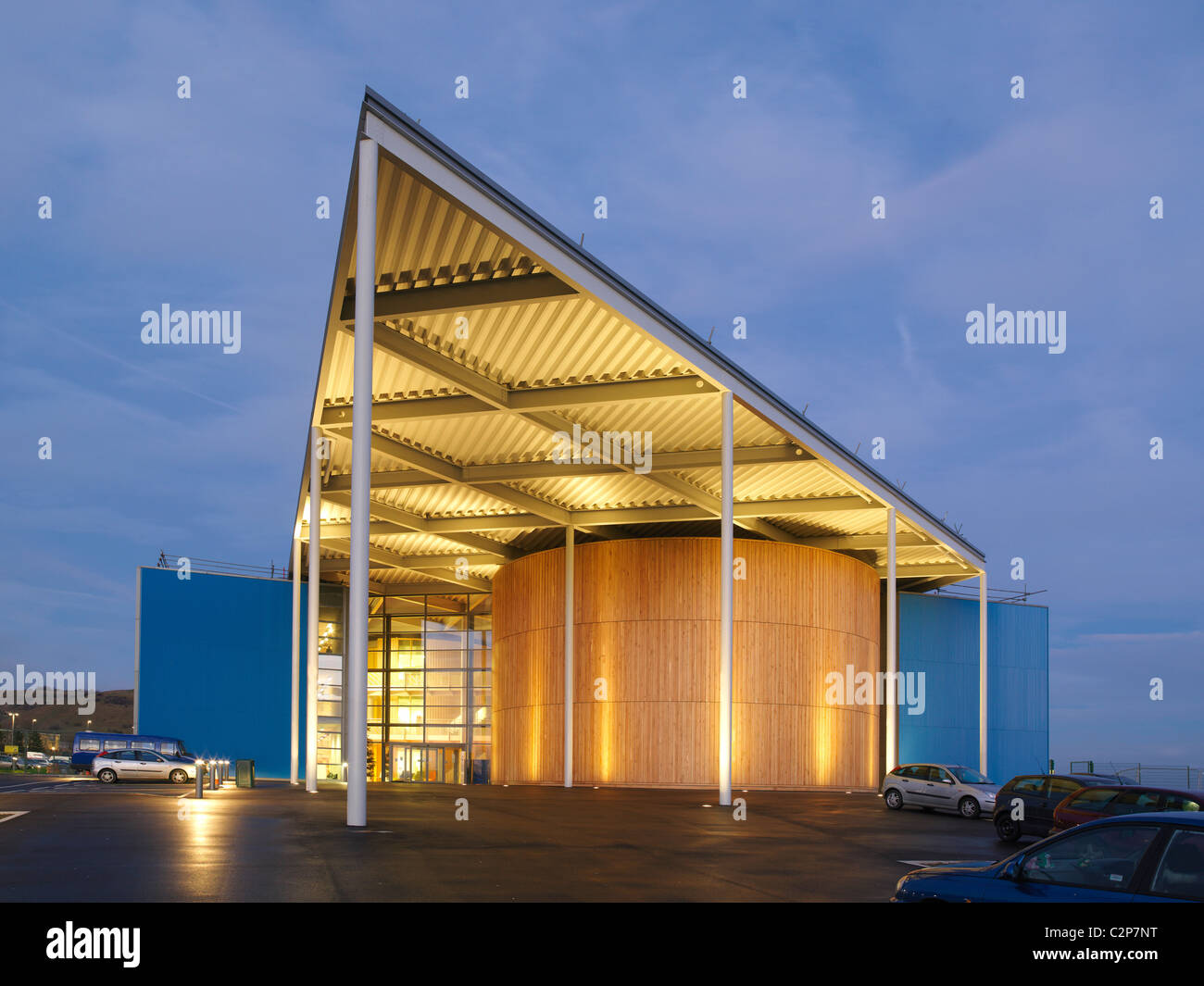 Folkestone Academy Photo Stock