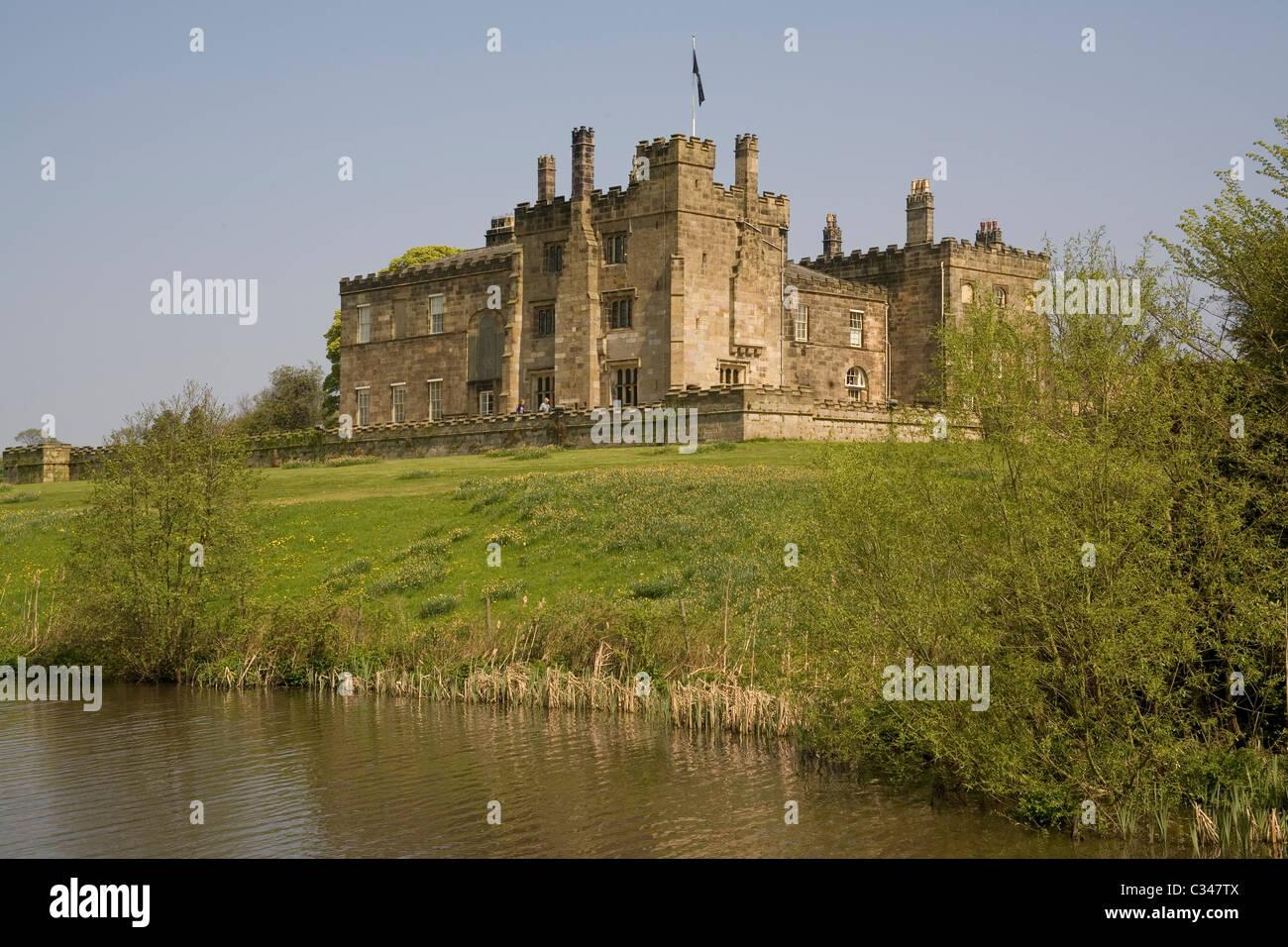 Yorkshire Angleterre Ripley castle Photo Stock