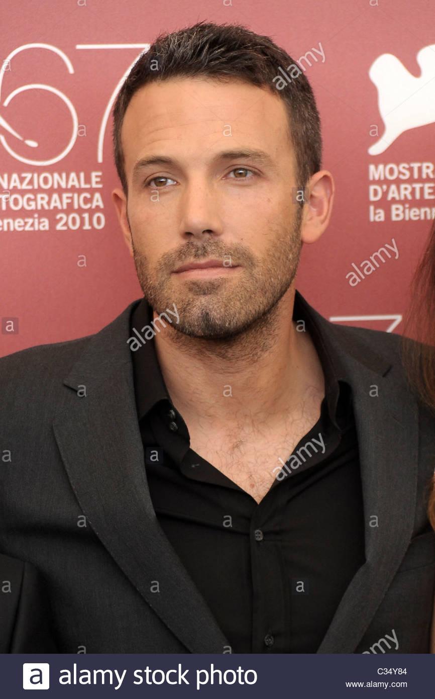 Ben Affleck, 67e festival international du film de Venise Photo Stock