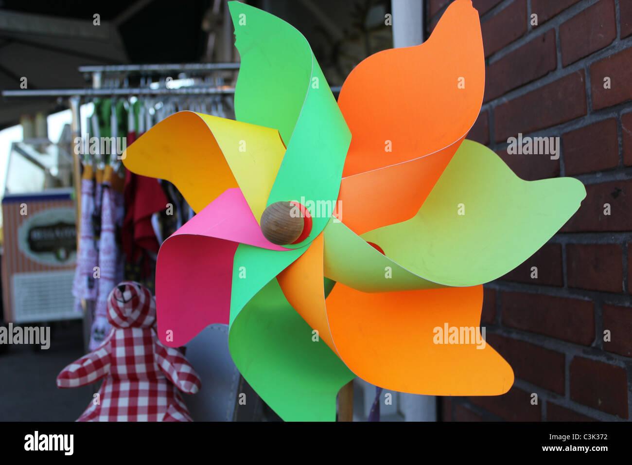 Haut bourdonnement coloré Photo Stock