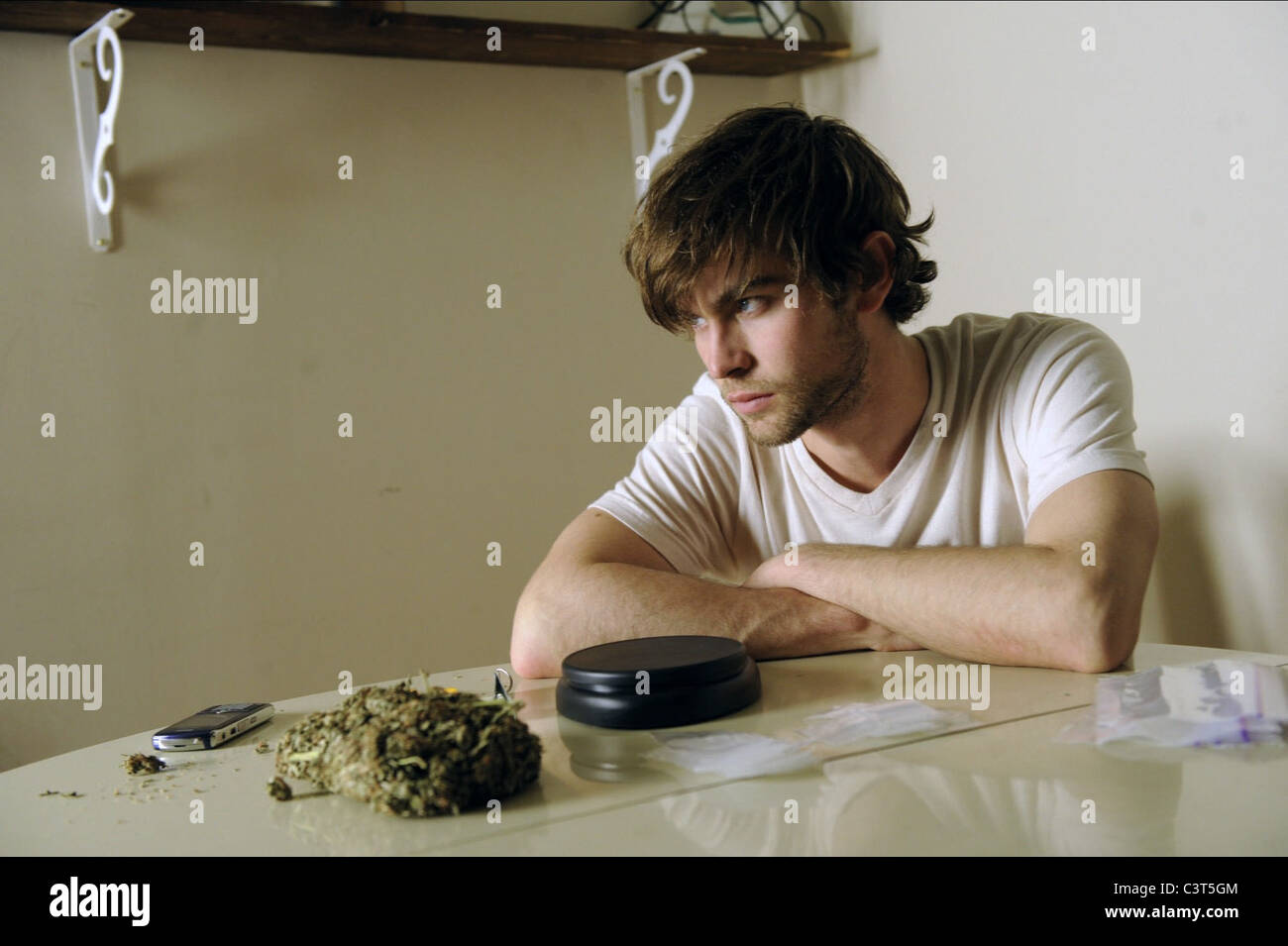 12 CHACE CRAWFORD (2010) Photo Stock