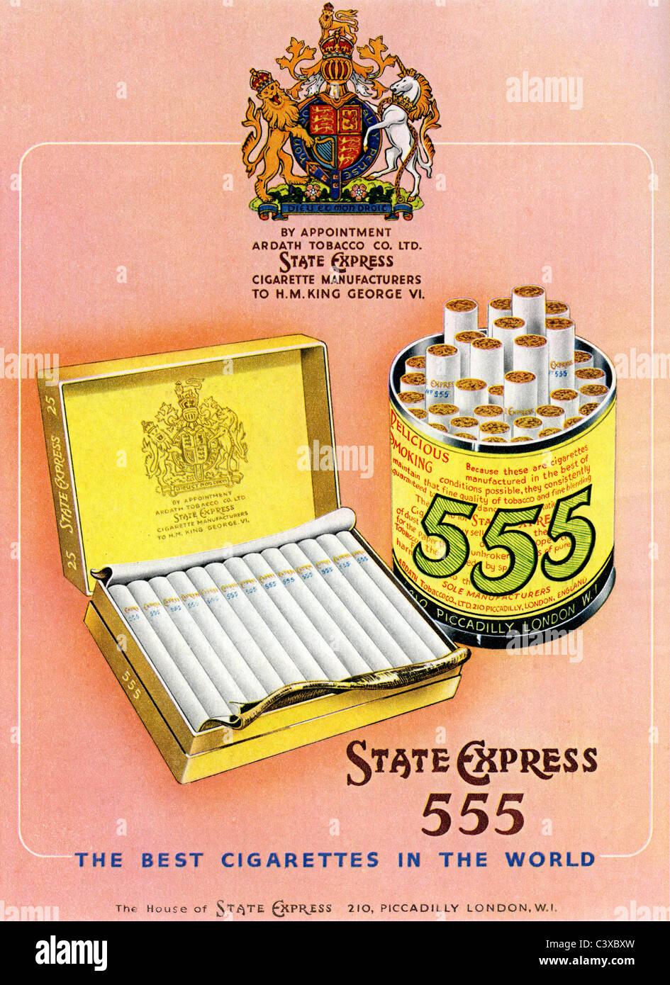 Publicité pour exprimer l'État, de la Festival de Grande-Bretagne guide, publié par HMSO. Londres, Royaume-Uni, Banque D'Images