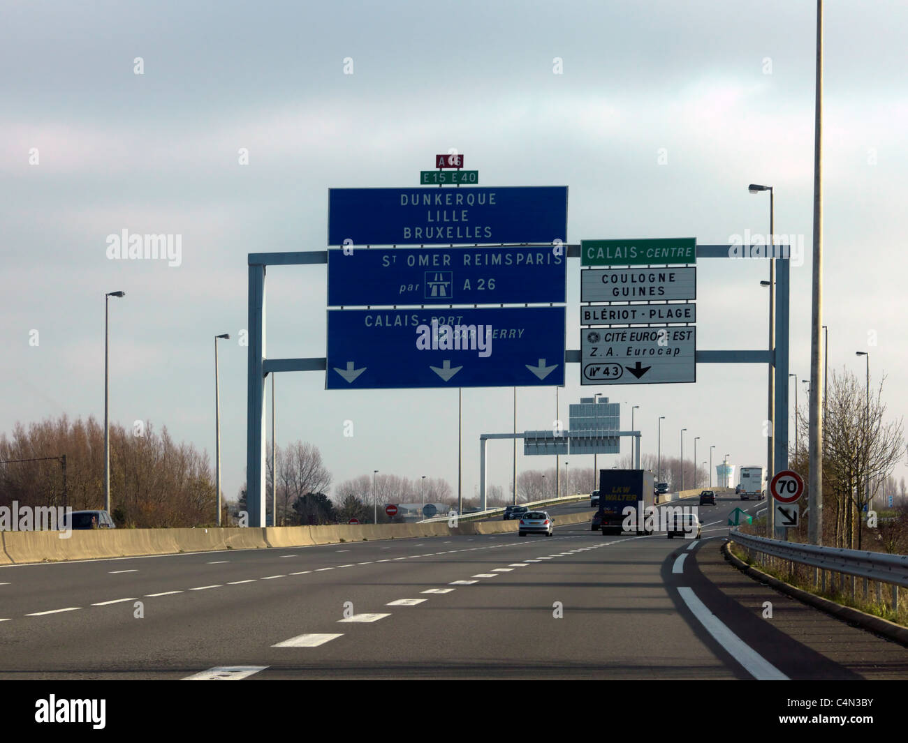 france motorway signs photos france motorway signs images alamy. Black Bedroom Furniture Sets. Home Design Ideas