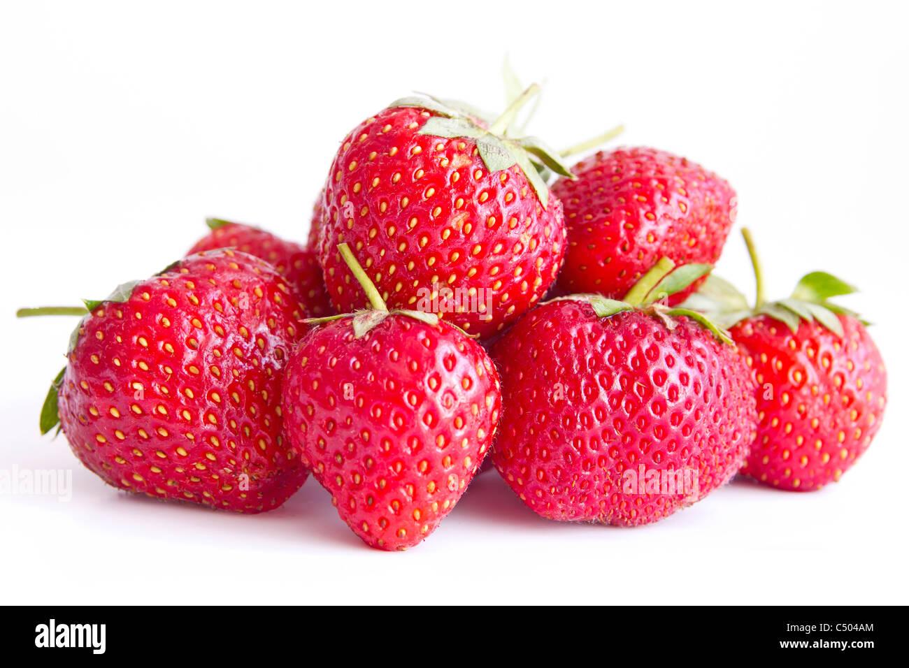 Strawberry Photo Stock