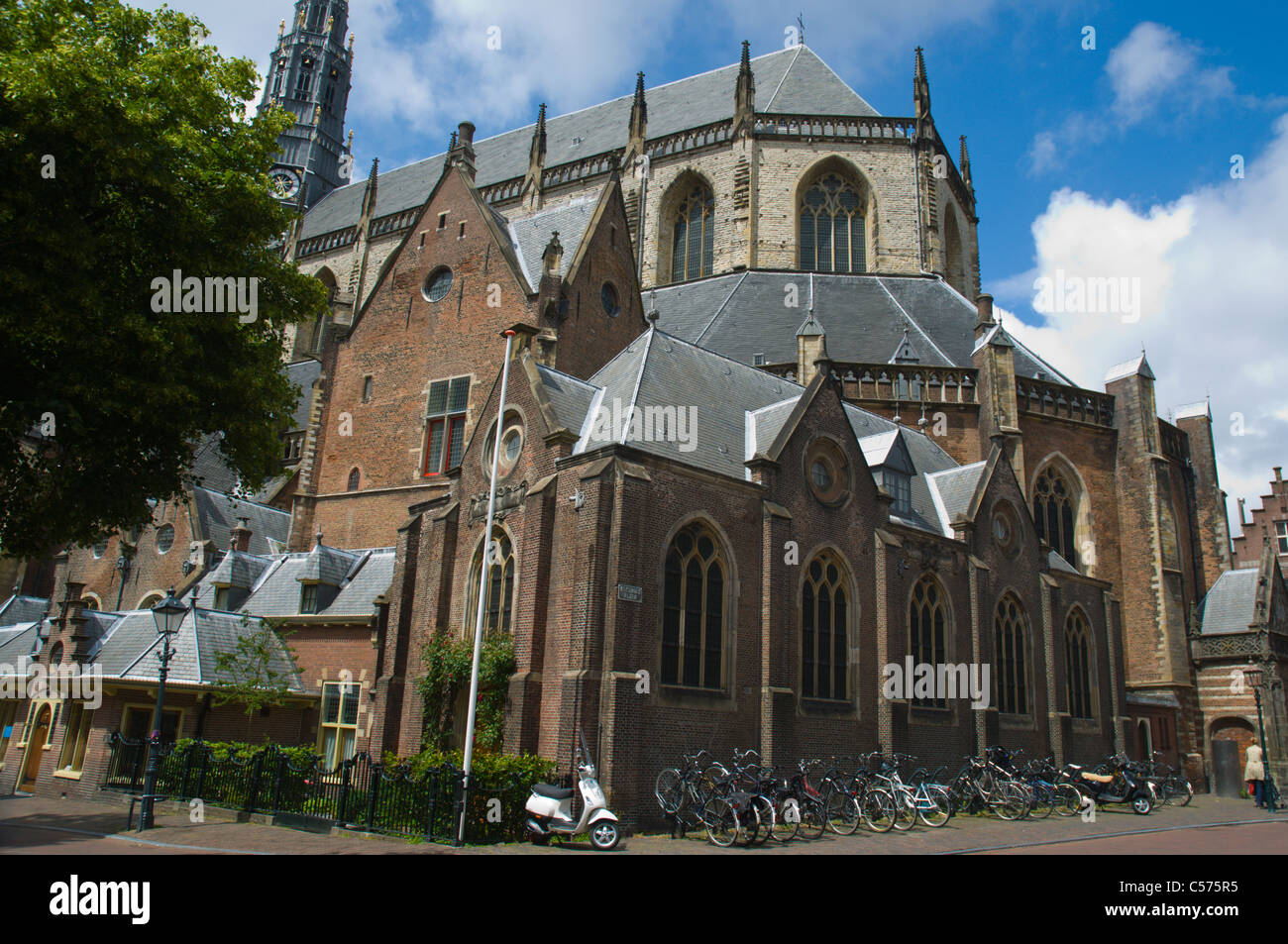 grote kerk photos grote kerk images alamy. Black Bedroom Furniture Sets. Home Design Ideas